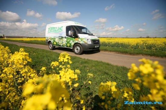 В России начнут поставлять электромобили для коммерческого использования Smith Electric