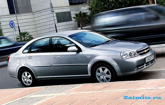 Chevrolet Lacetti: характеристики, цена и условия продажи