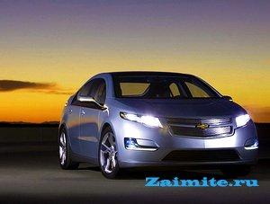 Chevrolet Volt успешно прошел краш-тесты и получил «5 звезд»