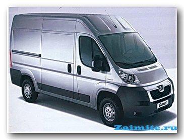 Микроавтобус в кредит от «Кредит Европа Банка»