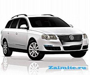 Volkswagen Passat 2012 года признали лучшим авто для мам