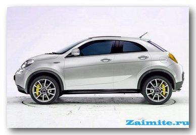 Fiat создаст мини-кроссовер на базе 500 семейства