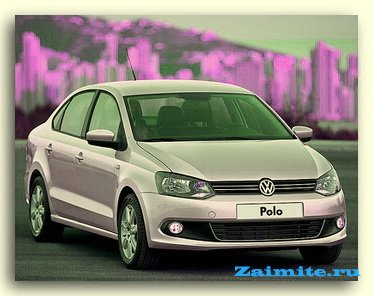 Volkswagen Polo Sedan -