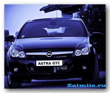 Opel Astra GTC:  как попытка