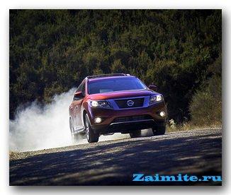 Nissan Pathfinder 2013-2014