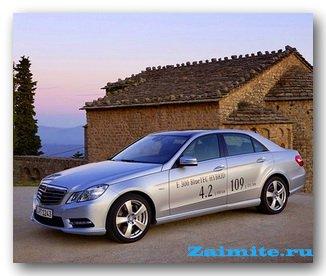 Объявлены цены на новые гибриды Mercedes-Benz E-Класса