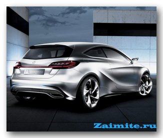 Mercedes-Benz A-Class признан самым красивым авто в Германии