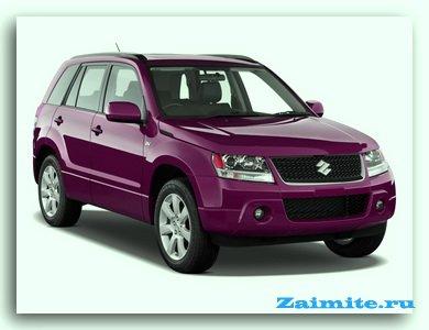 Suzuki представит переднеприводную модификацию Grand Vitara