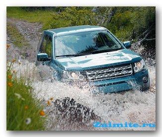 В Москве пройдет презентация Land Rover Freelander2