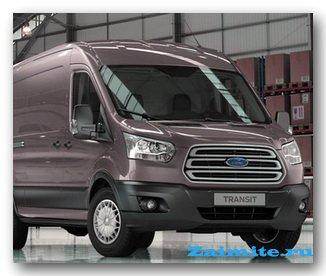 Ford представил новое поколение Ford Transit и Ford Transit Connect