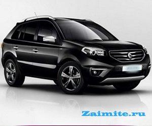 Renault Koleos Special Edition — заряженый