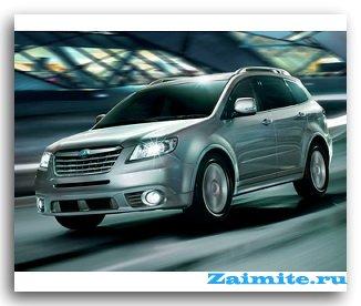 Новая Subaru Tribeca