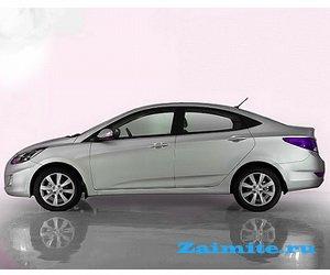 Особое кредитное предложение покупателям модели Hyundai Solaris